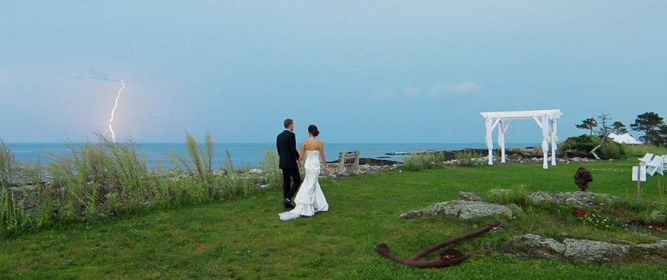 Ceremony & Wedding Reception At The Seacoast Science