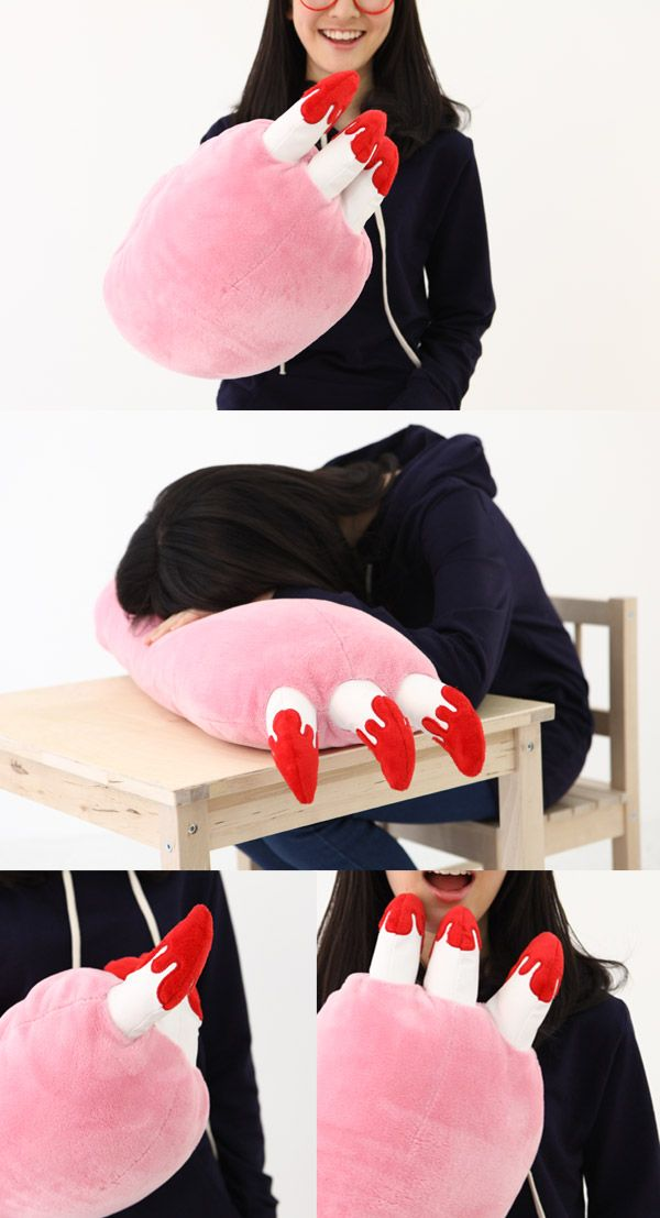 Arm Plush Body Pillow