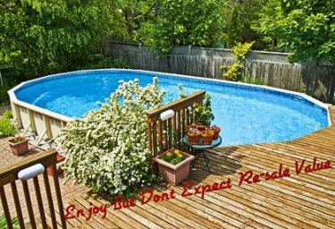 Home improvement mistakes that impact real estate value for Pool design mistakes
