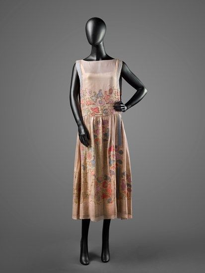 Evening Dress | The Museum of Fine Arts, Houston. DESIGNER ...