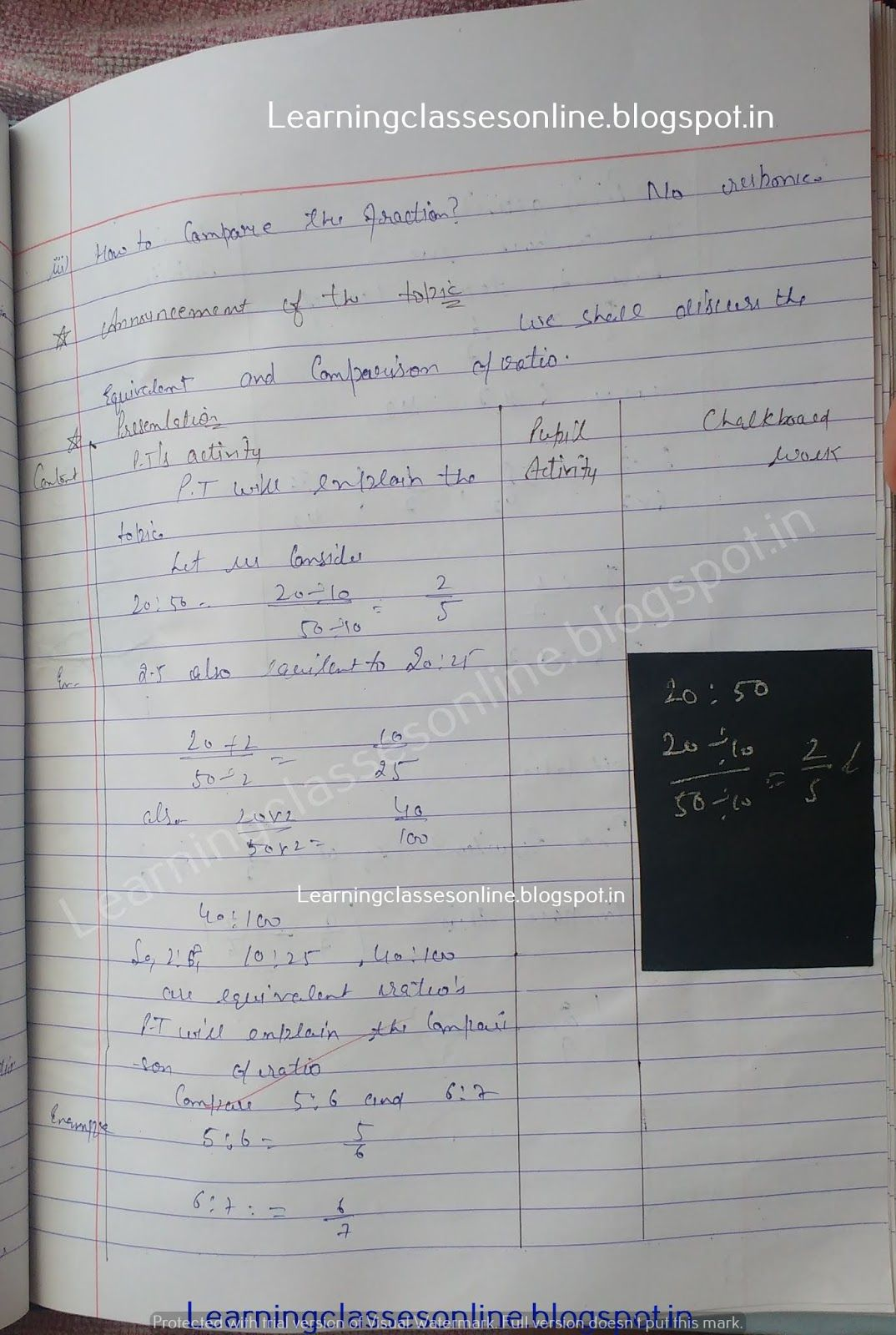 Pin On Maths Lesson Plan