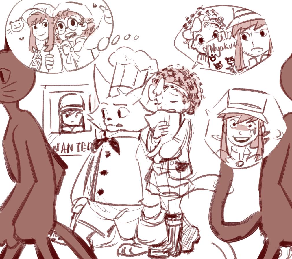 Another Random Tumblr Blog Bow Kid Look Great In Sweater A Hat In Time Hat In Time A Hat In Time Comic