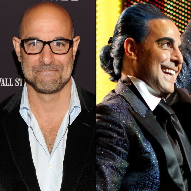 Oscar Nominated Actor Stanley Tucci Also Had To Radically Change