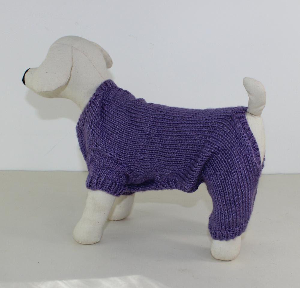 cdda7719a4b26 Small Dog 4 Ply Coat