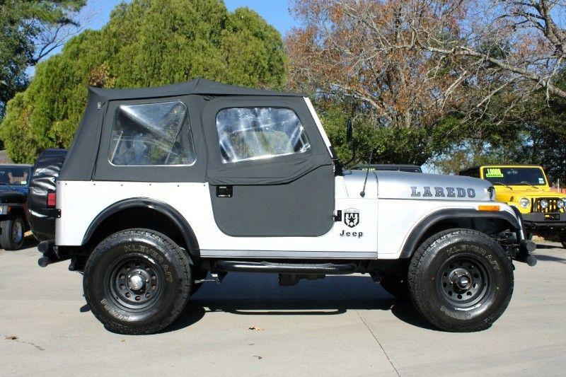 jeep cj7 manual transmission