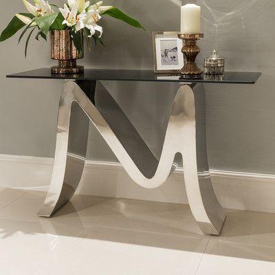 Wilkinson Furniture Mystique Console Table Console Table Hallway