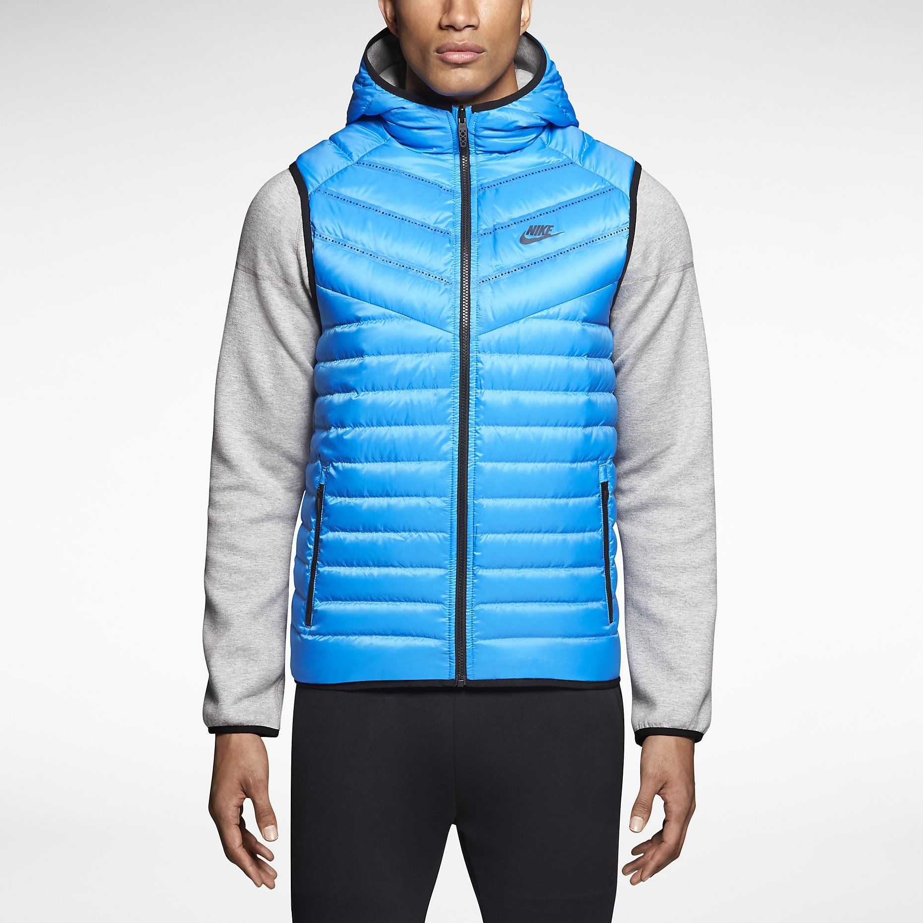 Nike Tech Fleece Aeroloft Windrunner Men's Jacket. Nike
