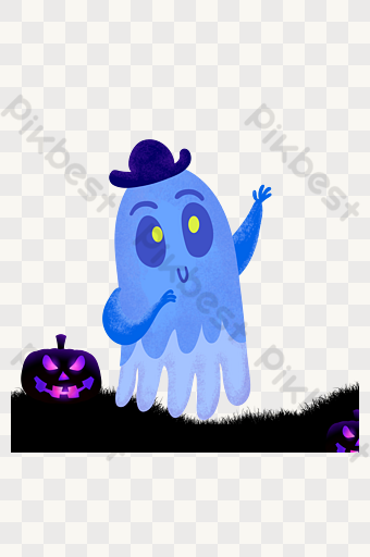 Cartoon Image Of Halloween Ghost Png Images Psd Free Download Pikbest Halloween Party Poster Halloween Images Halloween Ghosts