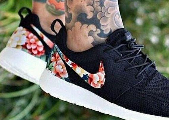 Roshe run shoes, Nike shoes roshe, Nike