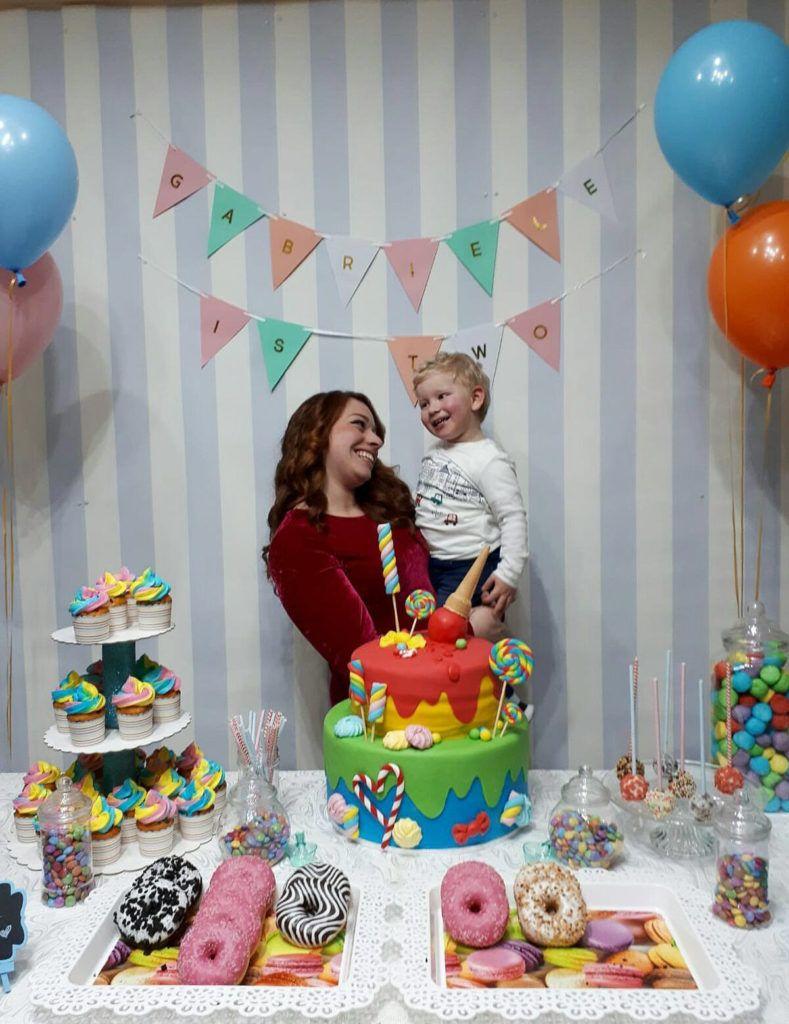 Molto Idee per una festa di compleanno a tema: Candy Party in casa LY83
