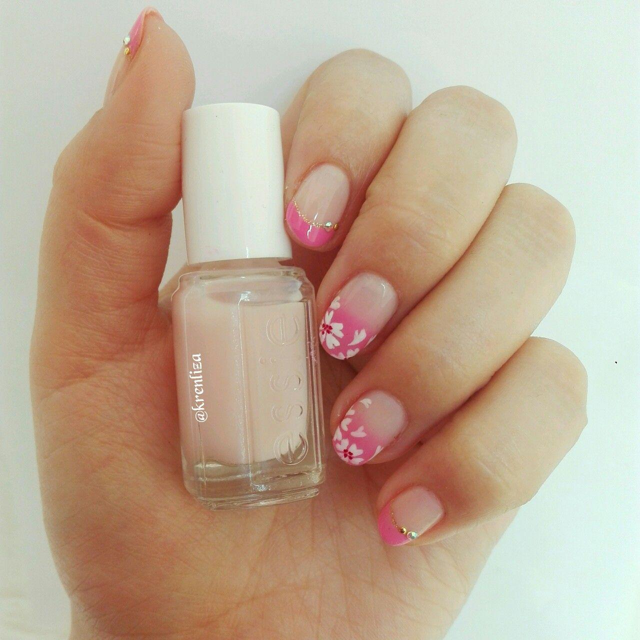 Flores nails