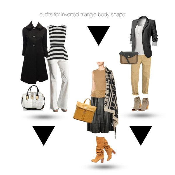 Capsule Wardrobe For The Inverted Triangle Body Shape Inverted Triangle Body Shape Outfits Triangle Body Shape Triangle Body Shape Outfits
