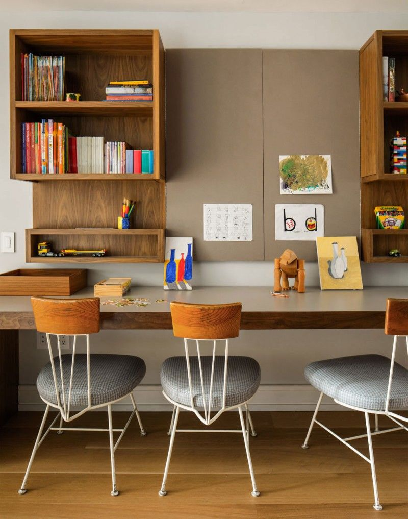 study room furniture ideas. Ninth Avenue Duplex By WUNDERground Architecture | HomeDSGN, A Daily Source For Inspiration And Fresh Ideas On Interior Design Home Decoration. Study Room Furniture O