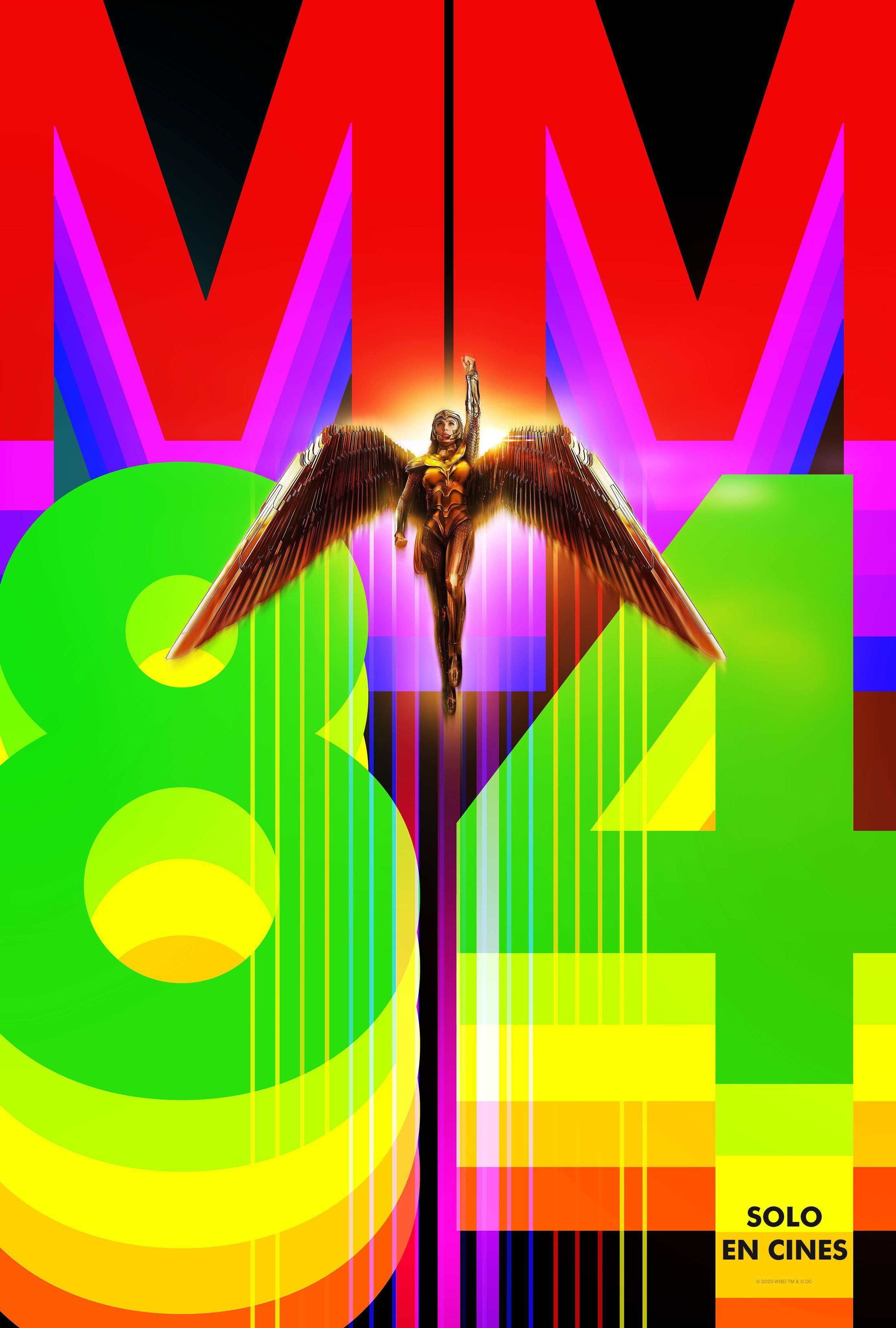 2020 Wonder Woman 1984 Tt7126948 Wonder Woman Ver Peliculas Online Cine Fantastico