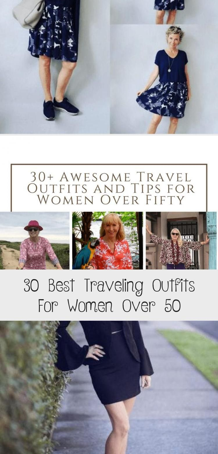 30 Best Traveling Outfits for Women over 50 (76) #simplefashionoutfitsforwomencomfy