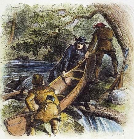 louis jolliet and jacques marquette were french canadian explorers known for their discoveries in north america