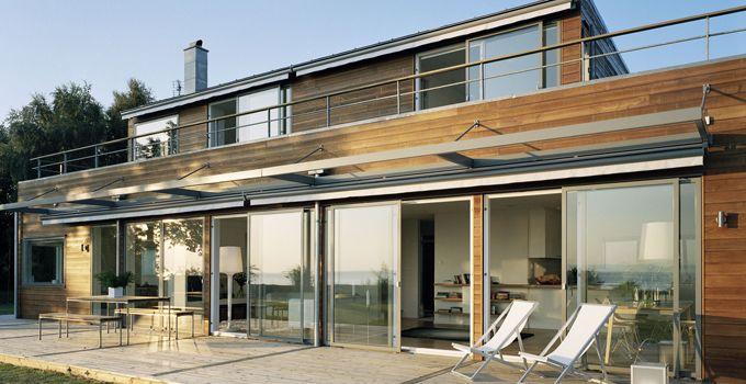 Aluminium Sliding Patio Doors. Modern Patio Doors From VELFAC | Velfac Part 48