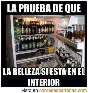 La Prueba Que La Cerveza Esta En El Interior Top Humor Yecla Ofertas Chistes Borrachos Chistosos Alcohol Humor