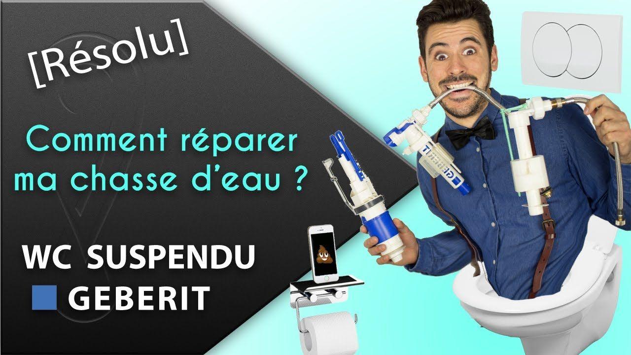 Comment Reparer Une Chasse D Eau Wc Suspendus Geberit Comment Reparer Wc Suspendu Geberit Chasse D Eau