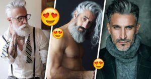 14 Hombres maduros por los que sí cambiarías a tu novio
