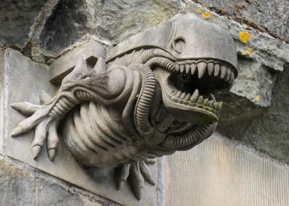 Double Take Inducing Gargoyles And Grotesques Gothic ArchitectureArt
