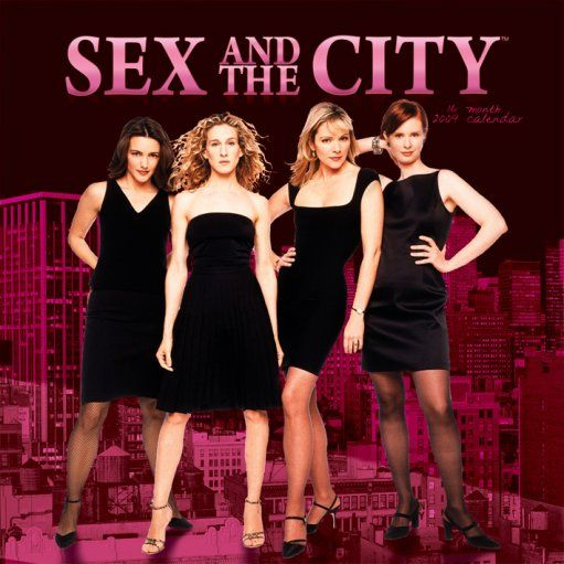 show Sex city and the tv