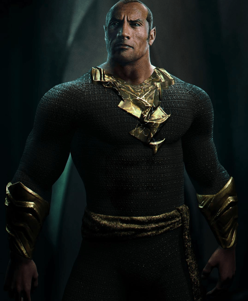 Dwayne Johnson Explains Why He Took The Iconic Role Of Black