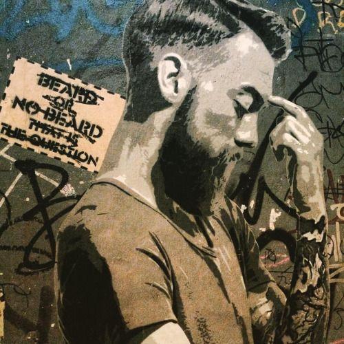 street art beard logo - Iskanje Google