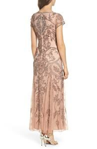 d1ffecbeac0bd PISARRO NIGHTS Designer Embellished Mesh Gown | Avivey (Style Lives Here)