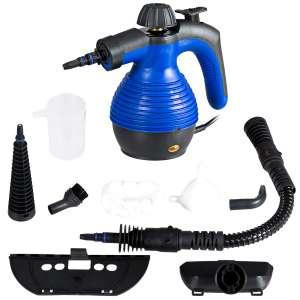 Goplus Handheld Pressurized Steam Cleaner In 2020 Portable Steamer Handheld Steamer Cleaners