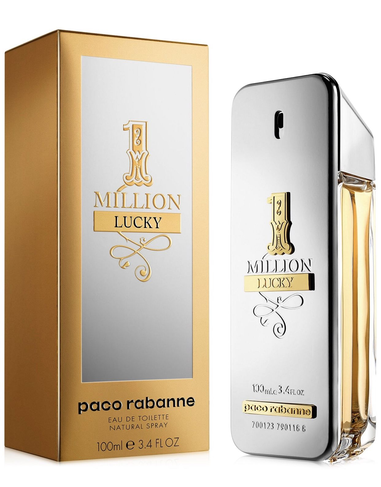 cac4feaddb29c PACO RABANNE ONE MILLION LUCKY... My favorite of the line