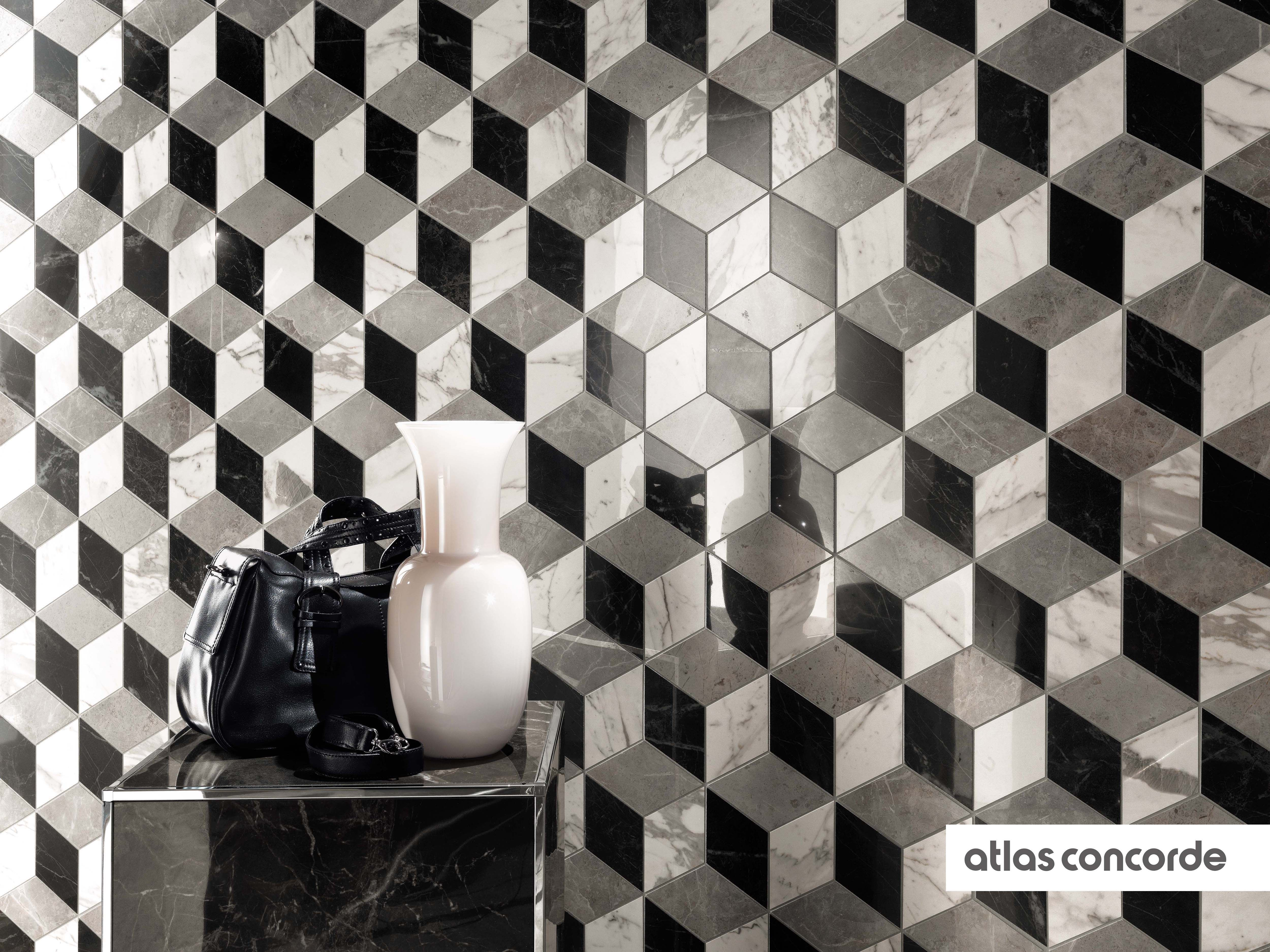 the beauty of this statuario porcelain tile is amazing it is perfect if you want to have the same effect of the marble with the advantage of the porcelain
