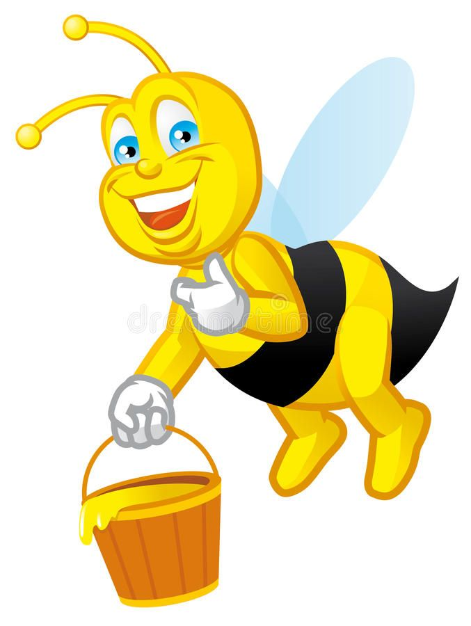 Image Result For Worker Bee Clipart
