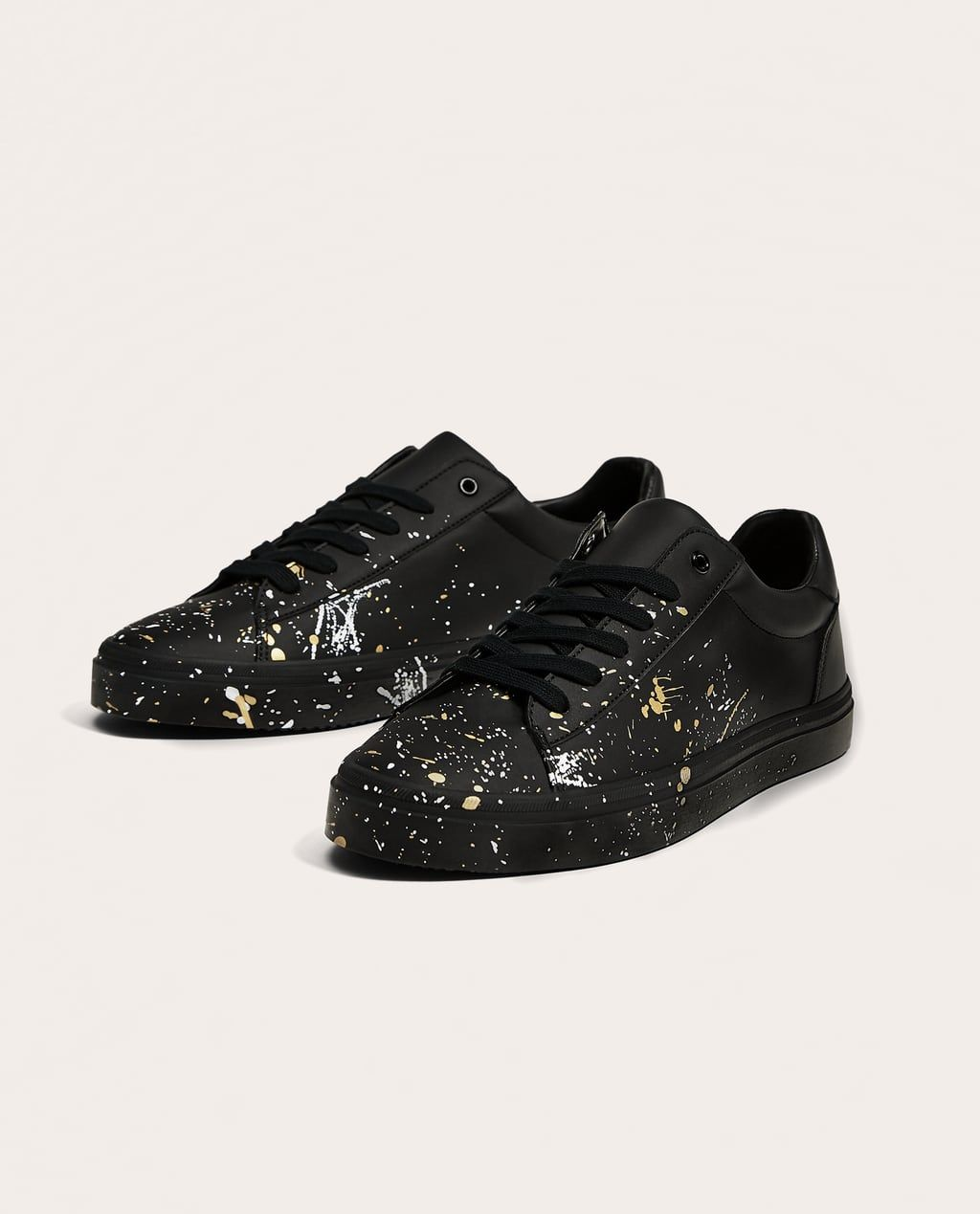 Image 4 of BLACK PLIMSOLLS WITH PAINT