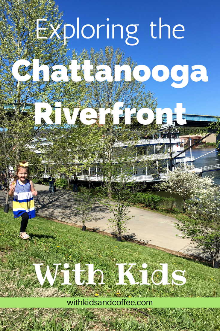 Exploring The Chattanooga Riverfront With Kids With Images Kids Indoor Playground Kids Backyard Playground Chattanooga