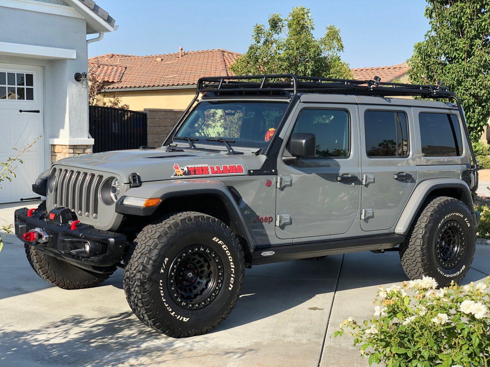 Gobi Stealth Rack Arrived And Installed Pics 2018 Jeep Wrangler Forums Jl Jt Pickup Tr Pickup Trucks Jeep Wrangler Accessories Jeep Wrangler Rubicon