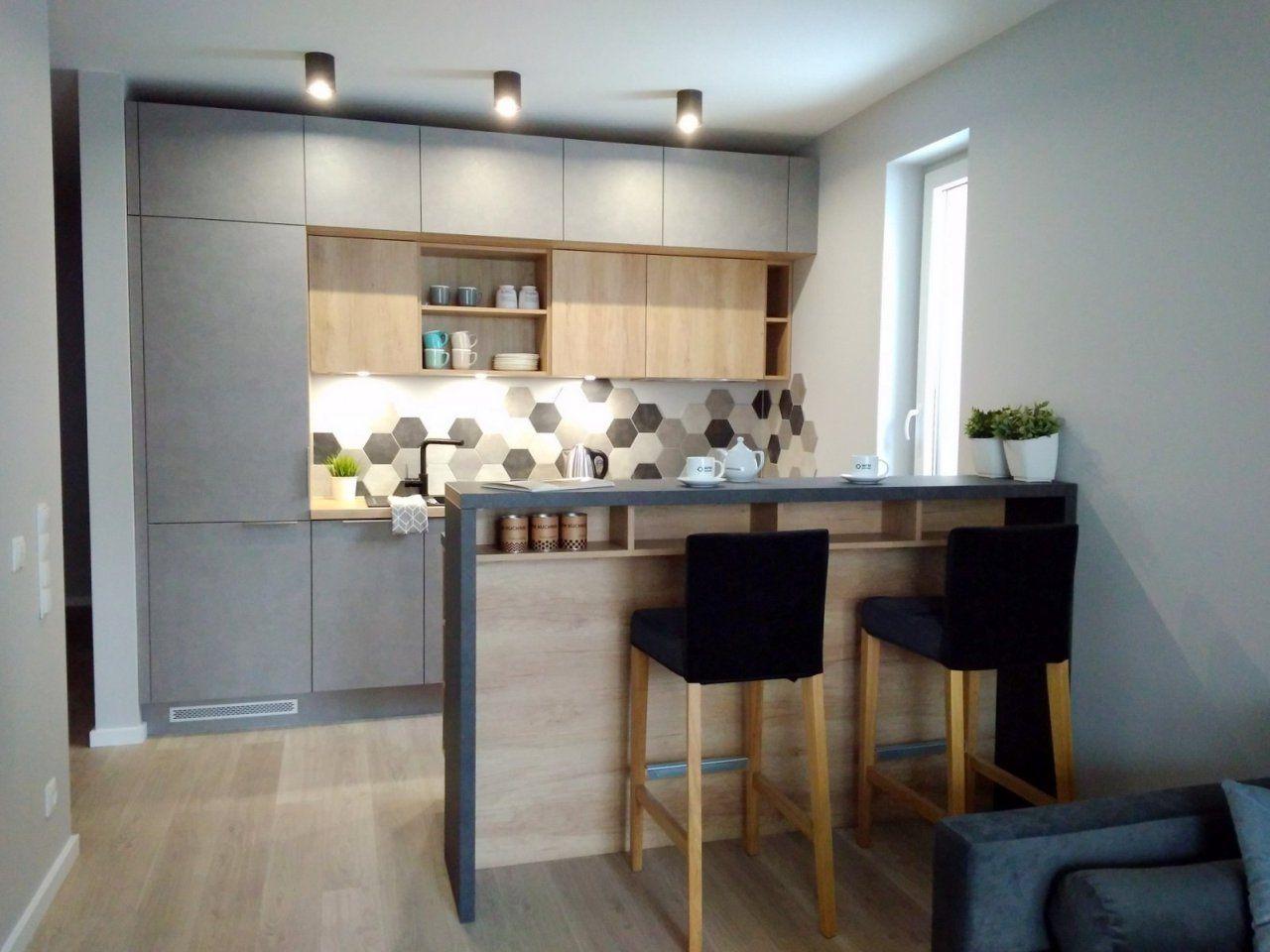 Nowoczesna Kuchnia Wfm Z Programu Punto Dab Nebraska P45f Gray Clystone P96f Kitchen Design Home Decor Decor