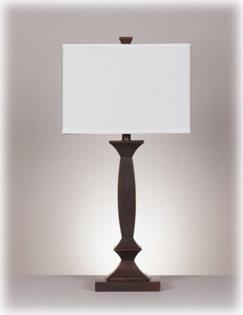 L292184T by Ashley Furniture in Winnipeg, MB - Resin Table Lamp