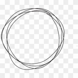 They Try To Be In The Same Circle But It Never Aligns Circle Frames Clipart Frame Logo Circle Doodles