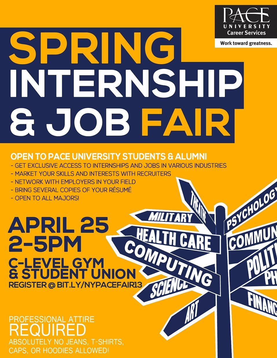 Plu Career Connections Hosts A Career Fair Every Fall And Spring