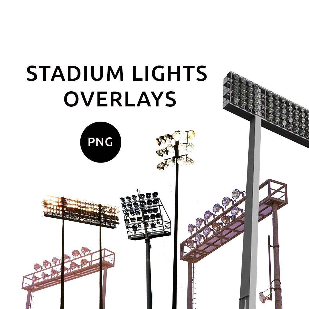 Stadium Lights Png Sports Lights Overlays Mockaroon Stadium Lighting Overlays Lights