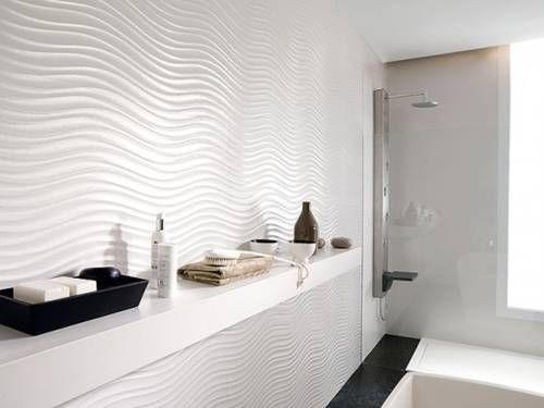 carrelage salle de bain gris Salle de bains Pinterest