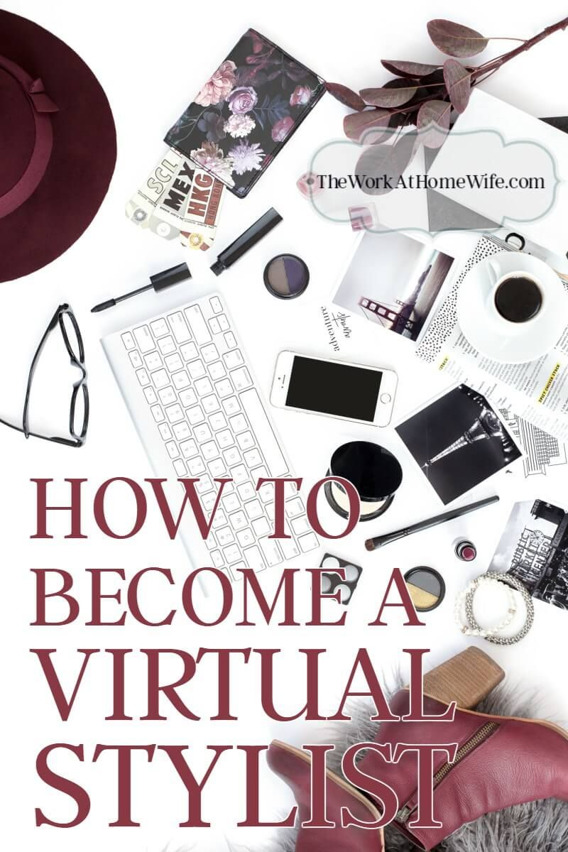 How to Become a Virtual Stylist | Business, Frugal living and Blogging