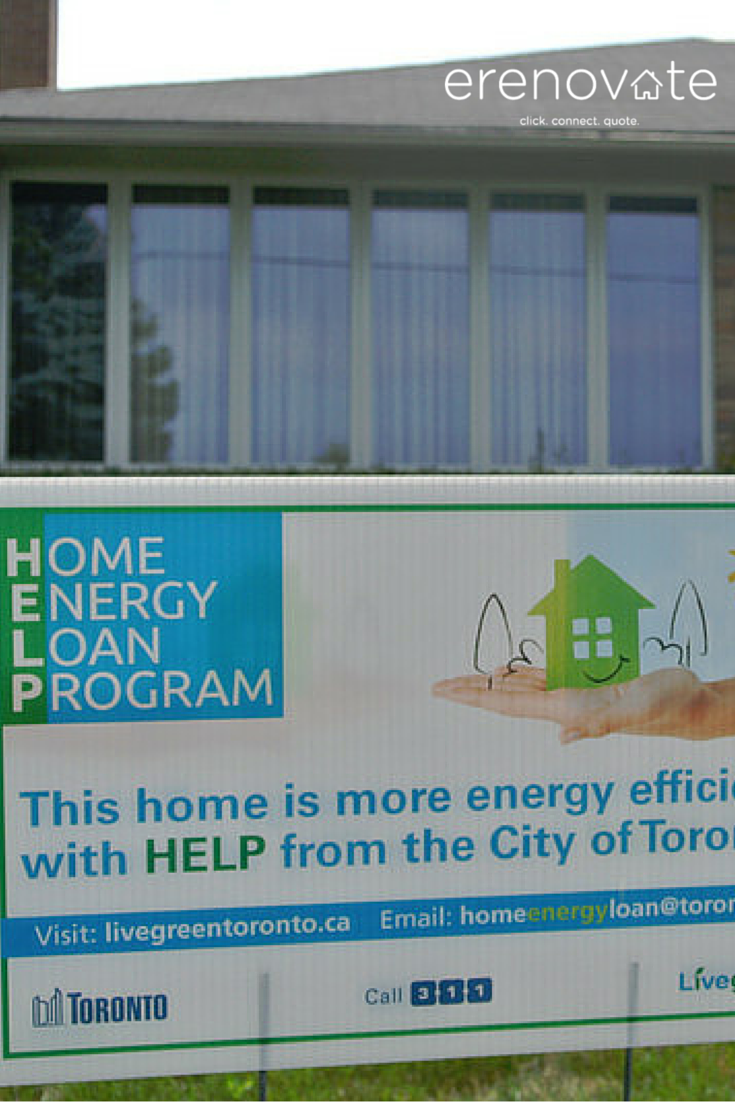 The City of Toronto Helps #Homeowners Make Their #Homes More #EnergyEfficient: https://goo.gl/kaoy0B Thinking of upgrading your insulation or replacing an old furnace? #PostYourProject to easily describe your #homeimprovement needs and connect with Verified by eRenovate™ #contractors who will provide you with ballpark estimates.