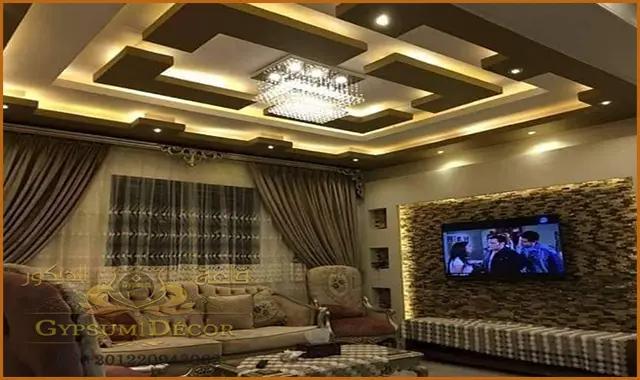 اسقف جبس بورد Interior Design Modern Decor Home Decor
