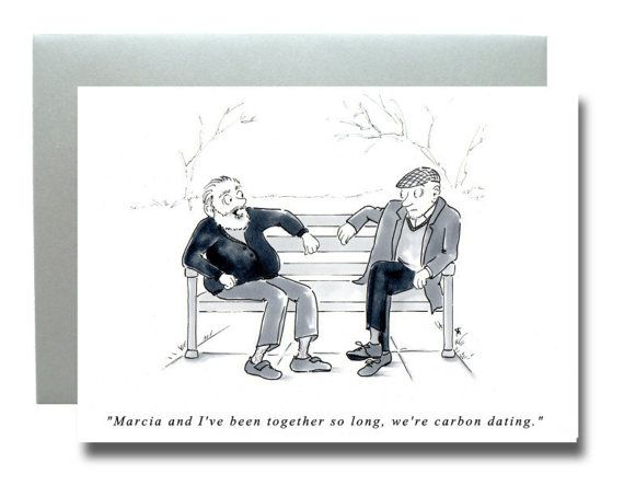 Carbon dating funny e-card