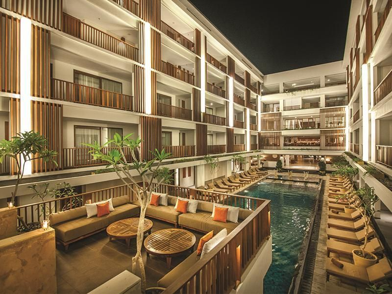 Harga Booking Tiket The Sun Hotel Spa Legian Di Traveloka Dan Agoda