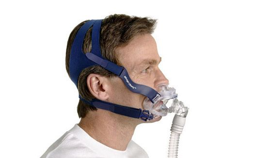 Mirage Liberty A Hybrid Style Mask From Resmed Soft Double