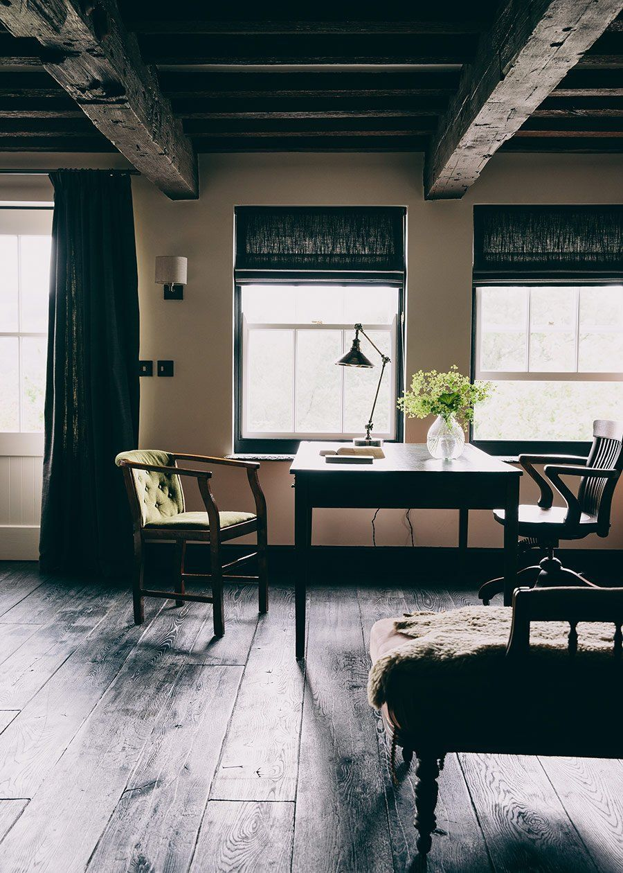 Village home interior design our favourite photos from rustic homes full of character in wales