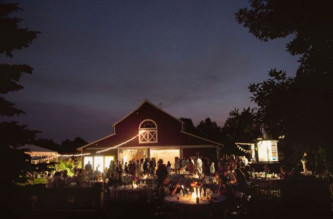 Perfection Barn Lights And Food Stands